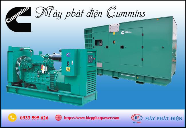 Máy phát điện cummins