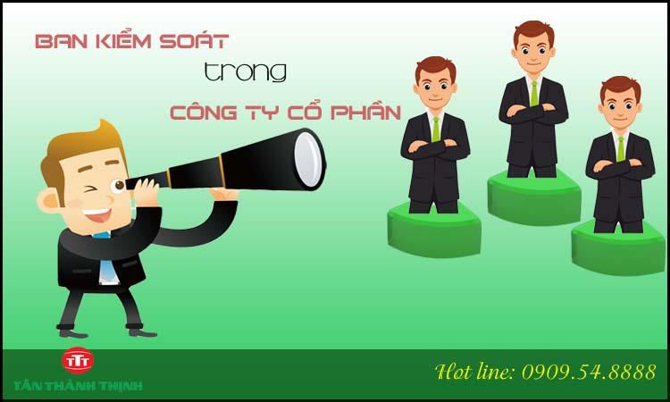 Ban kiểm soát công ty cổ phần là gì?