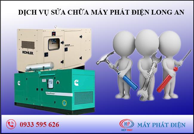 Dịch vụ sửa chữa máy phát điện Long An