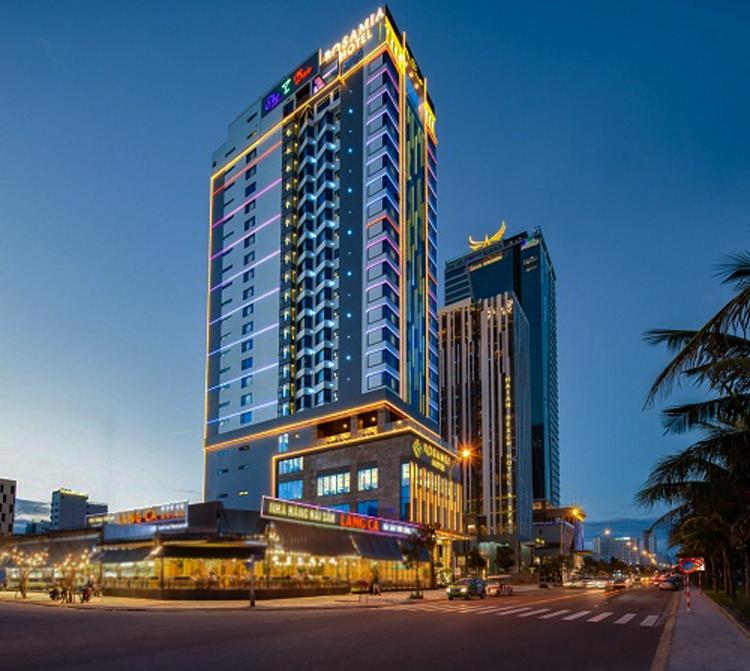 Khách sạn mới xây ở Đà Nẵng