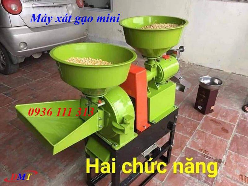 máy xát gạo hai chắc năng cao cấp