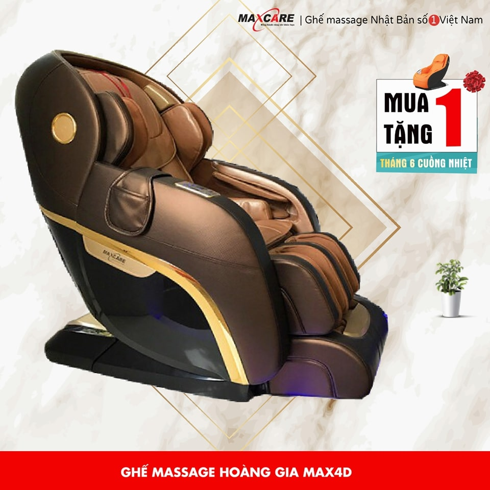 Ghế massage OHCO M.8 - Ghế Y Tế